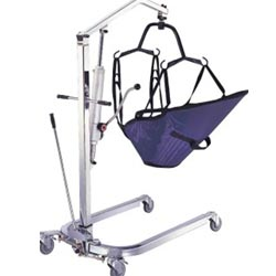 Mr Wheelchair Hydraulic Patient Hoist