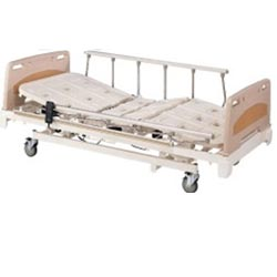 Mr Wheelchair Hi-Lo Hospital Bed