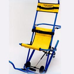 Evacuation Chair (with Lockable Cabinet & Chair Stand)