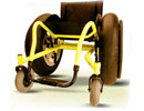 Beach Wheelchair 2 Tremor