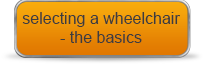 selecting a wheelchair - the basics
