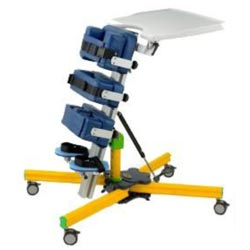Mr Wheelchair Kiddies Standing Frame, with Tray