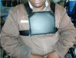 Mr Wheelchair Body Harness