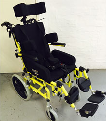 Mr Wheelchair Tilt & Recline RS