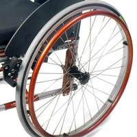 Mr Wheelchair Quickie RXS