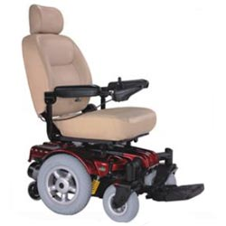Mr Wheelchair Rural Heavy Duty Vital C