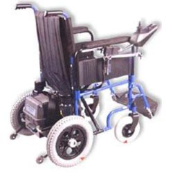 Mr Wheelchair Foldable Every Day Power