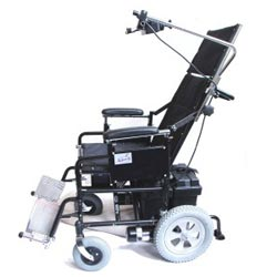 Mr Wheelchair Power with Chin Control