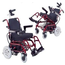Mr Wheelchair Power with Tilt