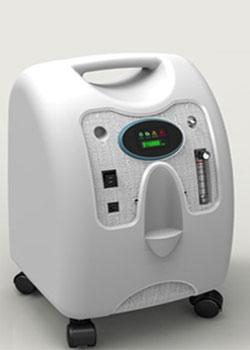 Mr Wheelchair Oxygen Concentrator 5L
