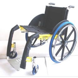 Mr Wheelchair Custom Active