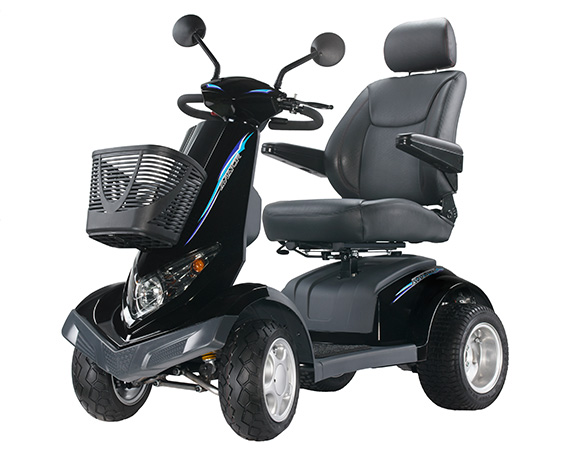 Mr Wheelchair S8X Aviator Scooter