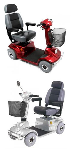 Mobility Scooter HS580 - 4 Wheel