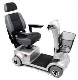 Mobility Scooter HS360 - 4 Wheel