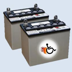 Batteries of Different Volts and Amps
