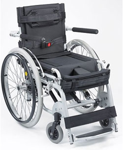 Mr Wheelchair Standup 701