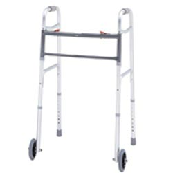 Mr Wheelchair Aluminium Folding Rollator